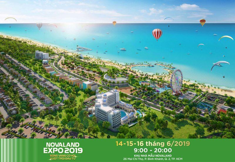 Novaland Expo 2019 khởi động với chuỗi dự án ấn tượng