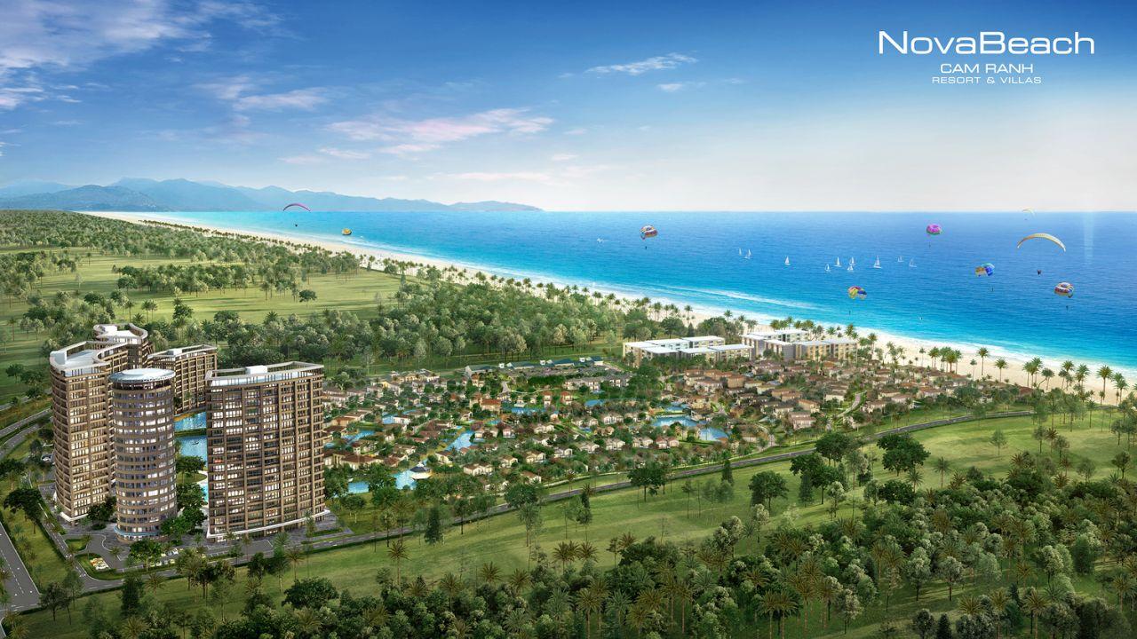 NovaBeach Cam Ranh